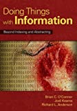 Doing Things with Information, Brian C. O'Connor and Jodi Kearns, 1591585775