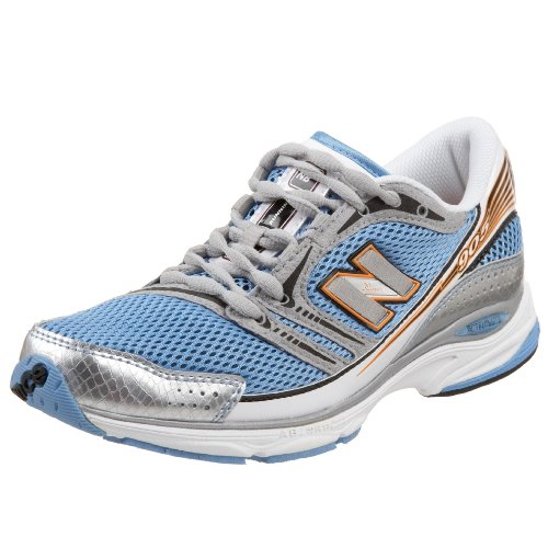 New Balance Women's WR905 NBX Running Shoe,Light Blue/Orange,8 B US Nbx Stability Running Shoe
