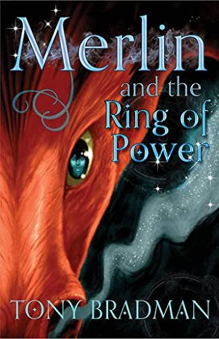 book cover of Merlin and the Ring of Power