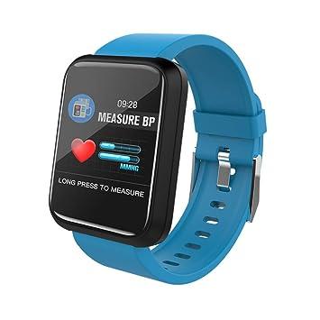 FRWPE Smart Watch Presión Arterial Hombres Mujeres ...