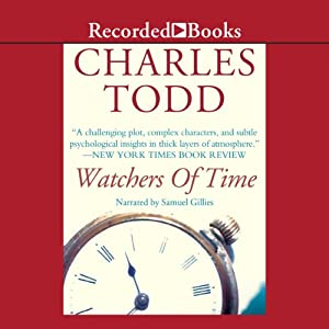 Watchers of Time Audiobook
