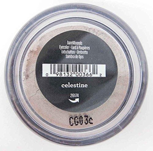Bare Minerals Bare Escentuals Eyecolor Eyeshadow Glimmer Celestine 0.57g/0.02oz