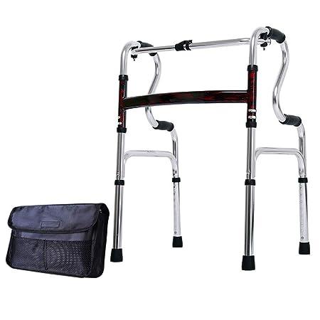 MYYLY Silla de Ruedas Wheelchair Sillas de Ruedas Aleación ...