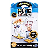 Can you use a hockey stick, a boot and some bowling pins to make a trick shot? The Rube Goldberg playsets from Wonderology are inspired by the famous American cartoonist & inventor, best known for his hilarious and complex contraptions devised to...