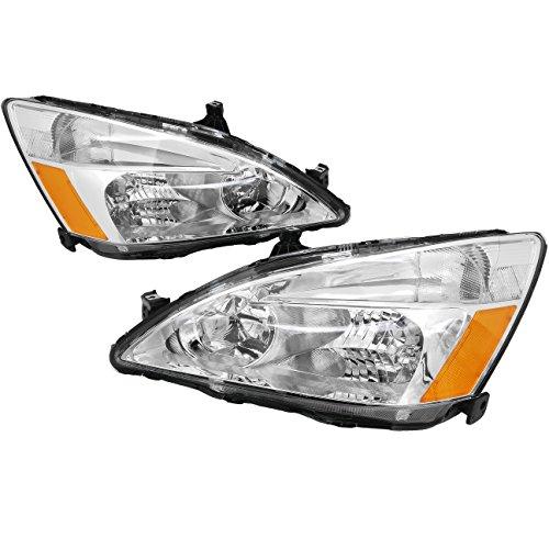 03 accord headlight assembly - 6