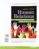 img - for Human Relations for Career and Personal Success: Concepts, Applications, and Skills, Student Value Edition (11th Edition) book / textbook / text book
