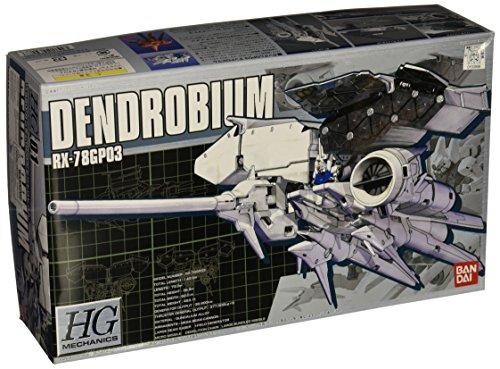 Bandai Hobby HGM #1 RX-78GP03 Dendrobium 'Gundam 0083 Stardust Memory' Model Kit (1/550 Scale)