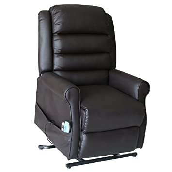 Recliner Power Lift Chair with Massage Heat with Control by Outdoor Sunshine (Coffee)  sc 1 st  Amazon.com & Amazon.com: Recliner Power Lift Chair with Massage Heat with ... islam-shia.org