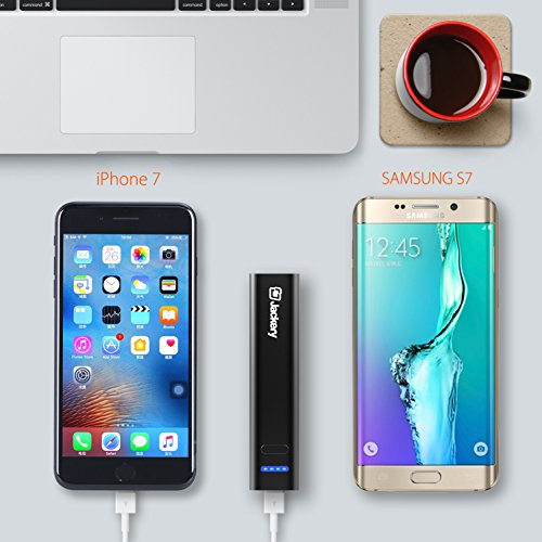 jackery mini portable charger 3200mah external battery. Black Bedroom Furniture Sets. Home Design Ideas