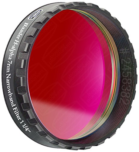 Astromania 1.25 Narrowband H-Alpha Night Sky Filter