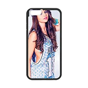 selena gomez 43 iPhone 6 Plus 5.5 Inch Cell Phone Case Black Customize Toy zhm004-7402022