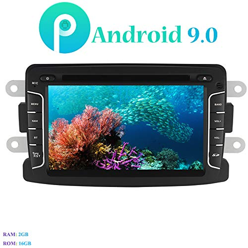 Android 9.0 Car Stereo, Hi-azul In-dash 7 Inch Car: Amazon.co.uk: Electronics