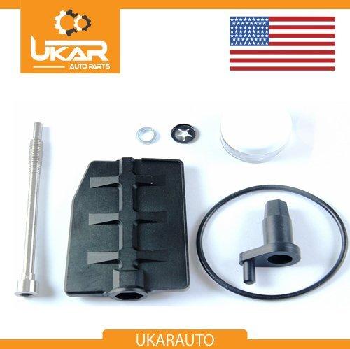 BMW DISA Valve/Intake Adjuster Unit Aluminium Repair Kit M54 2.2 or 2.5 Part# 6027 i6 AUTOMOTIVE