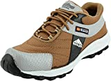 Charan Collections Brown Running Shoes or Sport Shoes For Men - 10 UK