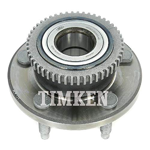 OE Replacement for 2005-2014 Ford Mustang Front Wheel Bearing and Hub Assembly (Base/Boss 302 / Bullitt/GT/GT Base/GT Equipado/Lujo/ST/Shelby/Shelby GT/Shelby GT500)