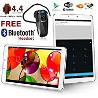 Indigi® 7 Android 4.4KK Tablet 3G SmartPhone Free Bluetooth Google Play Store US Seller