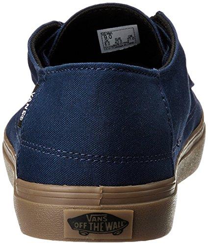 Sz Blues Gum Men's Vans 0 Vulc Rata Dress 7 SF xqqY64I