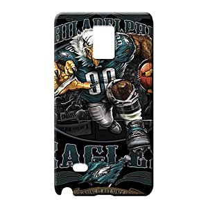 samsung note 4 covers Bumper New Snap-on case cover phone carrying skins philadelphia eagles nfl football