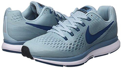 Nike Women's Air Bella Trainer Sneaker, Ocean Bliss/Blue Force, 5.5 M US by Nike (Image #5)