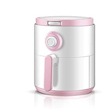WngLei Freidora de Aire para Aceite de Cocina Saludable y sin Aceite Cantidad pequeña 4.2 litros