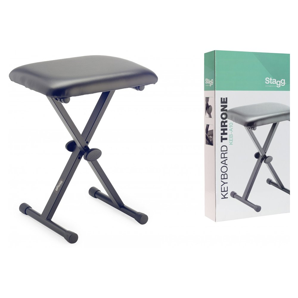 Stagg KEB-A10 Adjustable Keyboard Bench Amazon.co.uk Musical Instruments  sc 1 st  Amazon UK & Stagg KEB-A10 Adjustable Keyboard Bench: Amazon.co.uk: Musical ... islam-shia.org