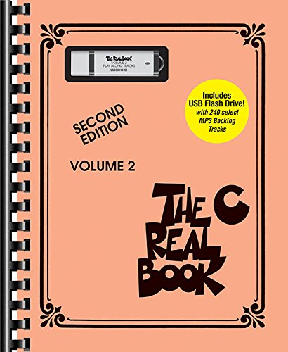 The Real Book - Volume 2: C Edition Book/USB Flash Drive Pack