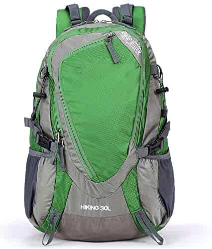 Color : Green, Size : 331345cm EGQLQ Mens Backpack Water Resistant Mens Canvas Backpack Laptop School Rucksack Computer Bag Water Resistant for Casual Hiking Travel Daypack Casual Daypack