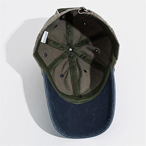 100 Dad for Snapback Gorra Caps Bones de Gorras Béisbol Cotton Women Men Men Sun Hats SLGJ Hat 5g0AwOq5