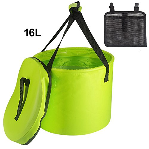 collapsible water bucket - 8