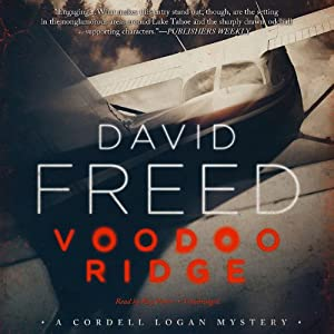 Voodoo Ridge Audiobook