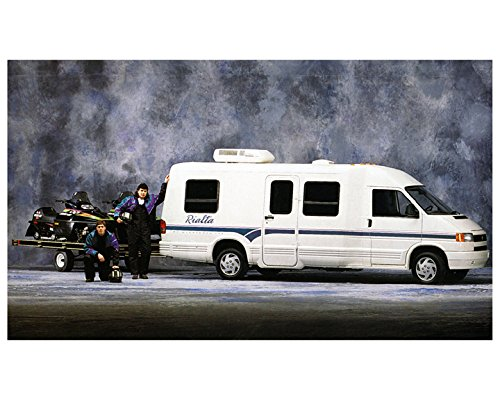 Amazon com: 1995 Winnebago Rialta Motorhome RV Photo Poster