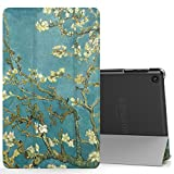 MoKo Case for Fire HD 8 2016 Tablet - Ultra Lightweight Slim shell Stand Cover with Translucent Frosted Back for Amazon Fire HD 8 (Previous 6th Generation - 2016 Release ONLY)