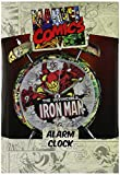 Marvel Retro Ironman Alarm Clock Review and Comparison