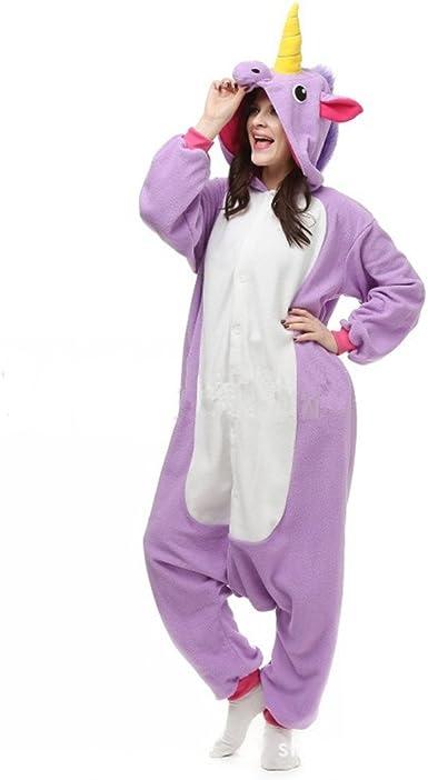 Misslight pijama o disfraz de unicornio unisex para niño o ...