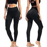 SYRINX High Waisted Leggings for Women - Soft