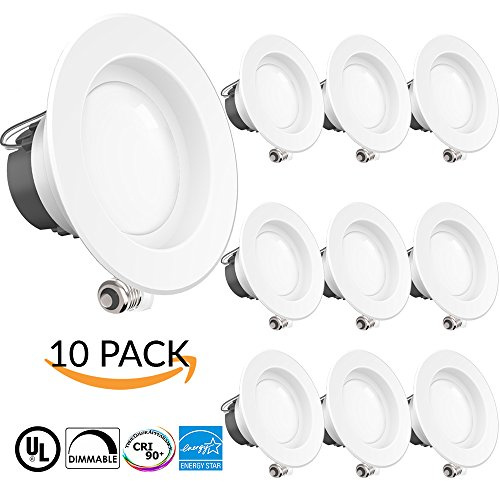 Sunco Lighting UL listed Dimmable Downlight