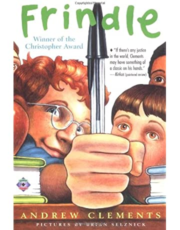Frindle: Andrew Clements, Brian Selznick: 2015689818769
