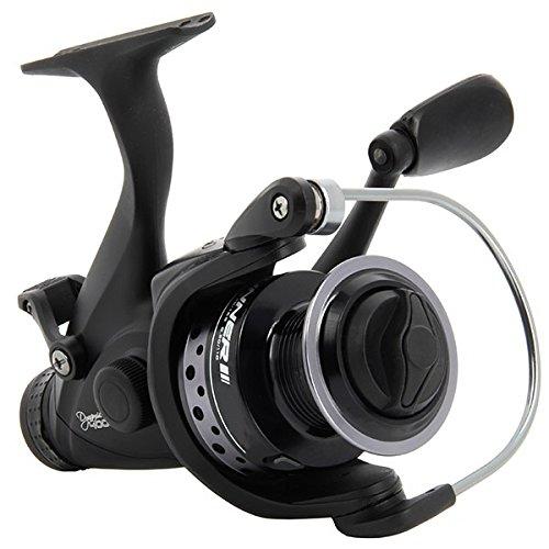 g8ds/® Dynamic 4000 10BB Karpfenl/äufer 4000 mit Ersatzspule Zwillingsgriff Angelrolle Karpfenrolle Freilaufrolle