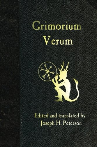 Grimorium Verum by CreateSpace Independent Publishing Platform