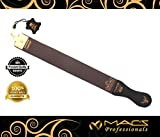 Professional Quality Sharpening Strop Made of Real Leather 2'' Wide And 22'' long Macs-2012