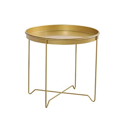 Round Coffee Table And End Tables 7