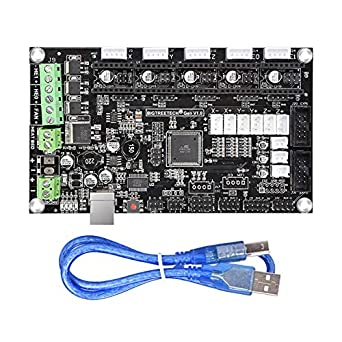 Amazon com: Zamtac GEN V1 0 Controller Board PCB Reprap MKS Gen V1 4