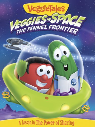VeggieTales: Veggies in Space: The Fennel Frontier