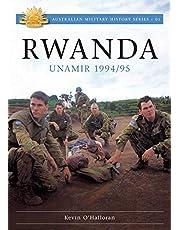 Rwanda: Unamir 1994 / 95