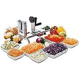 Matfer Bourgeat LER-4030CLR Le Rouet Spiral Vegetable Slicer