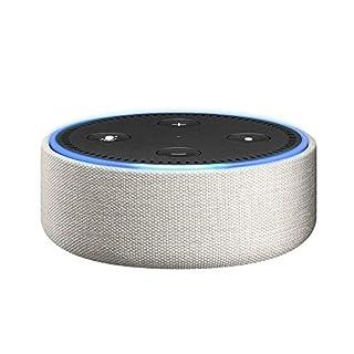 Amazon Echo Dot Case (fits Echo Dot 2nd Generation only) - Sandstone Fabric (B01K9KW576) | Amazon price tracker / tracking, Amazon price history charts, Amazon price watches, Amazon price drop alerts