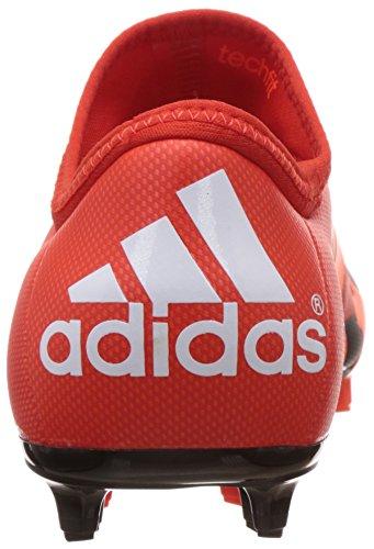 Negro 15 ag X 2 Adidas Fg Naranja Blanco Botas Hombre Para Rojo zqqpBw5H