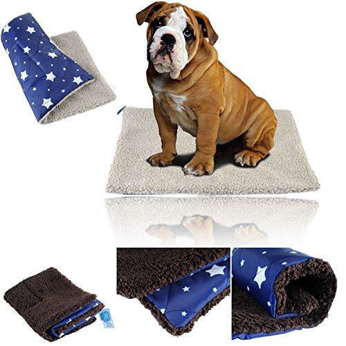 waterproof-oxford-self-fleece-warming-pet-pad-bed-dog-cat-kennel-soft-crate-mat-brown