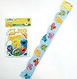 Back to School Sesame Street Bulletin Board Border Set, Die Cut Shapes, Classroom Decorations Preschool, Kindergarten, Elementary – Bundle of 2