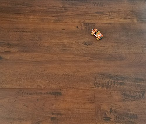 Turtle Bay Floors Elegant Crafted Maple Laminate Flooring 8mm Williamsburg (1,000 Square Feet)